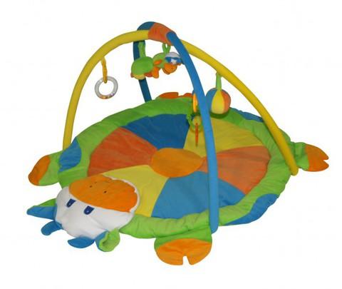Развивающий коврик для новорожденных  Lorelli  Коровка