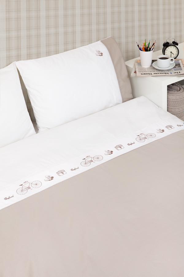 Постельное белье 1 спальное Bovi Oxford Португалия