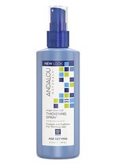Укрепляющий спрей для укладки ослабленных волос, Andalou Naturals