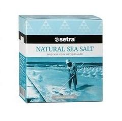 Соль морская натуральная, 500 гр