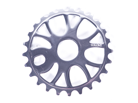BMX Звезда Colony Endeavour Sprocket 25T Polished