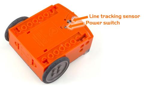 Edison V2.0 Robot — программируемый и LEGO-совместимый робот — Эдисон