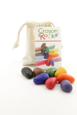 Мелки-камушки восковые Crayon Rocks (Крайон Рокс)