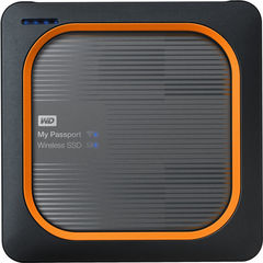 Жесткий диск беспроводной Western Digital 500GB My Passport Wireless Pro SSD WD