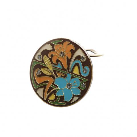 Зажим для платка Clara Bijoux 11-03902.2 BR