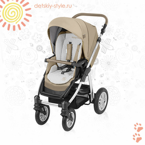 "Коляска Baby Design ""Dotty Eco"" 2в1 (Беби Дизайн)"