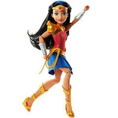 Кукла Вандер Вуман из Темискиры (Wonder Woman) Школа супер Героинь - DC Super Hero Girls, Mattel