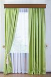 Комплект штор Monica (green)