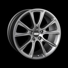 Диск колесный BBS SV 10.5x22 5x112 ET26 CB66.5 satin titanium