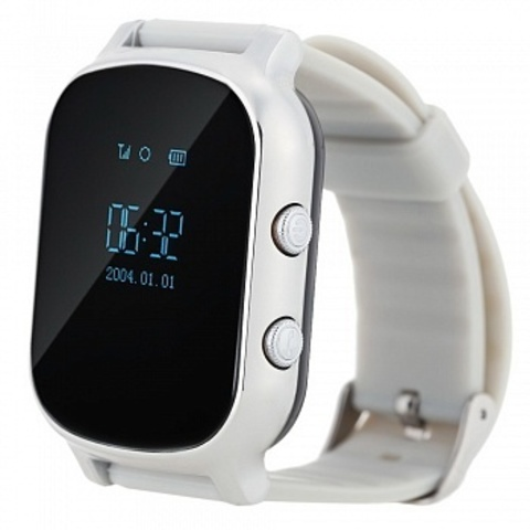 Умные часы Smart Baby Watch GW700 Silver
