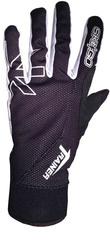Перчатки лыжные Skigo Trainer чёрные