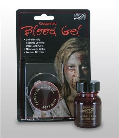 MEHRON Искусственная свернувшаяся кровь Coagulated Blood Gel, 30 мл