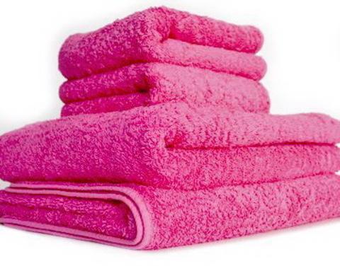 Полотенце 160x200 Abyss & Habidecor Super Pile 570 happy pink