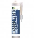 Герметик силиконовый санитарный BESSERE WERTE 280мл (12шт/кор)