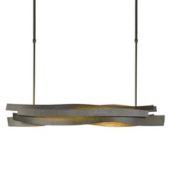 Landscape LED Linear Suspension Light from Hubbardton Forge