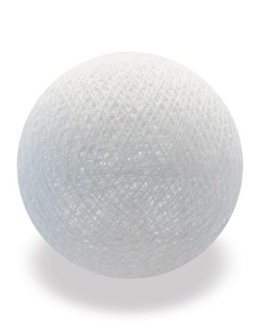 Хлопковый шарик белый