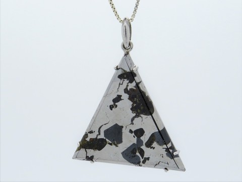 Кулон из метеорита Сеймчан