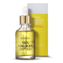 Eunyul Vita Collagen Ampoule - Сыворотка ампульная витаминная с коллагеном
