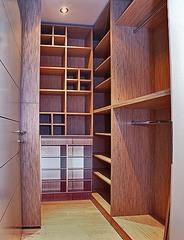 Гардеробная комната 150 х120 см (ЛДСП)