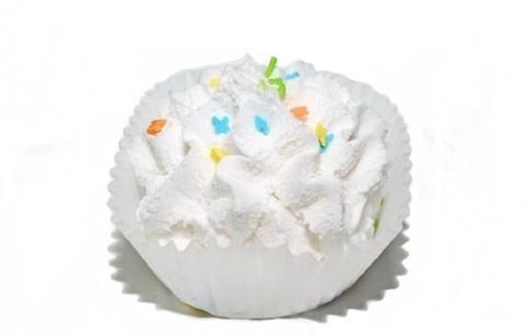 Пена твердая Дамский Каприз для ванн, парфюм, в кор. 80±5гр. TMChocoLatte