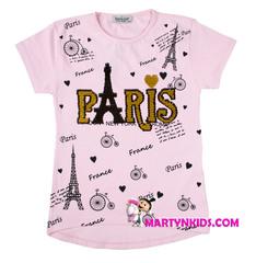 596 футболка Париж
