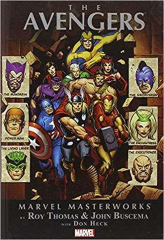 Marvel Masterworks The Avengers Vol 5