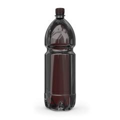 Бутылка ПЭТ 2 л. с крышкой