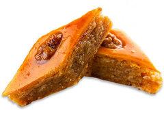 Пахлава с грецким орехом, 240г