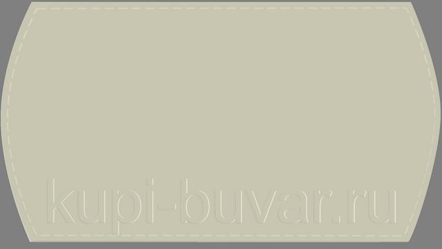 кожаный бювар - подложка на стол