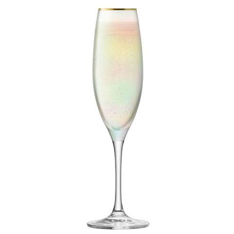 Набор из 2 бокалов-флейт для шампанского Sorbet ,225 мл перламутр