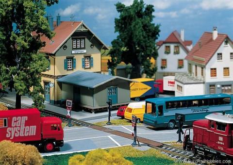 Faller 161657 Железнодорожный переезд, H0