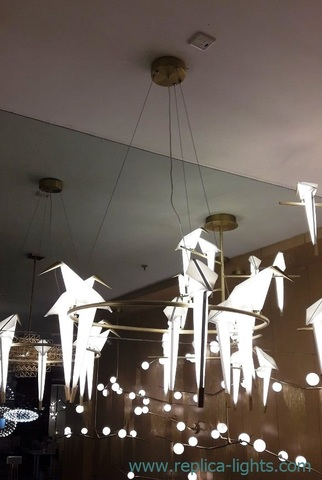 replica  Perch 6 Lights chandelier by Umut Yamac