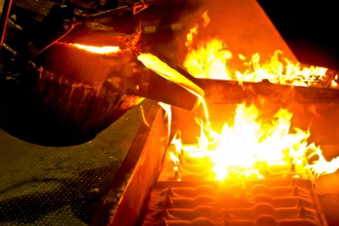 Пример ПДВ для металлургического завода