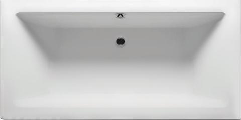 Акриловая ванна Riho LUGO VELVET 180x80