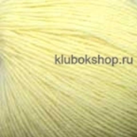 Пряжа Жемчужная (Пехорка) цвет 53 светло желтый
