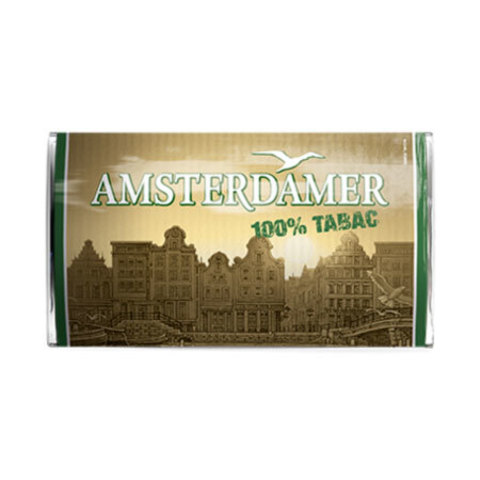 Табак AMSTERDAMER 100% TABAC (40гр)
