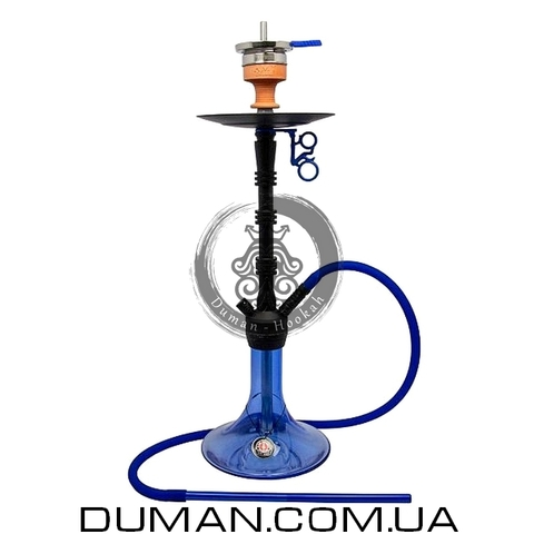 Кальян AMY Deluxe 069.01 Alu Lima   Blue Mate