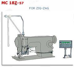 Фото: Электронное устройство для дозированной подачи резинки (тесьмы) MC 18Z-57