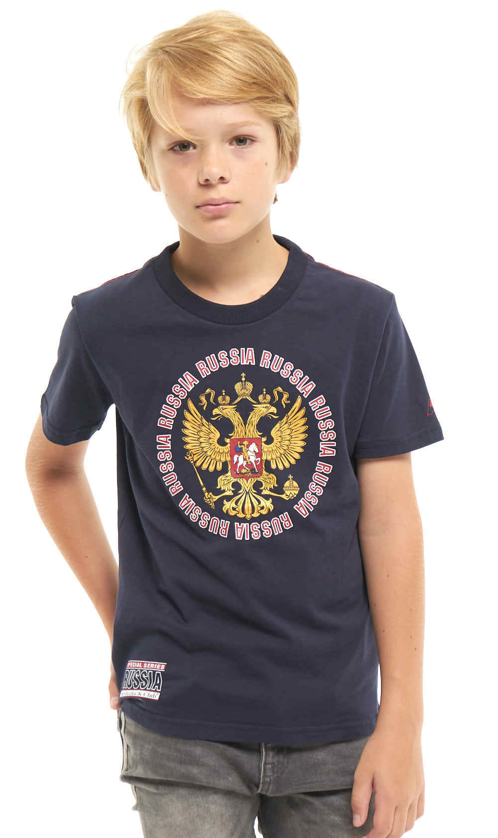 Футболка Россия (подростковая)