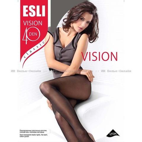 Колготки Vision 40 XL Esli