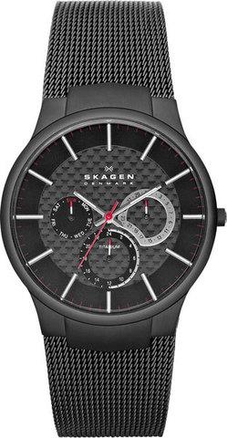 Купить Наручные часы Skagen 809XLTBB по доступной цене