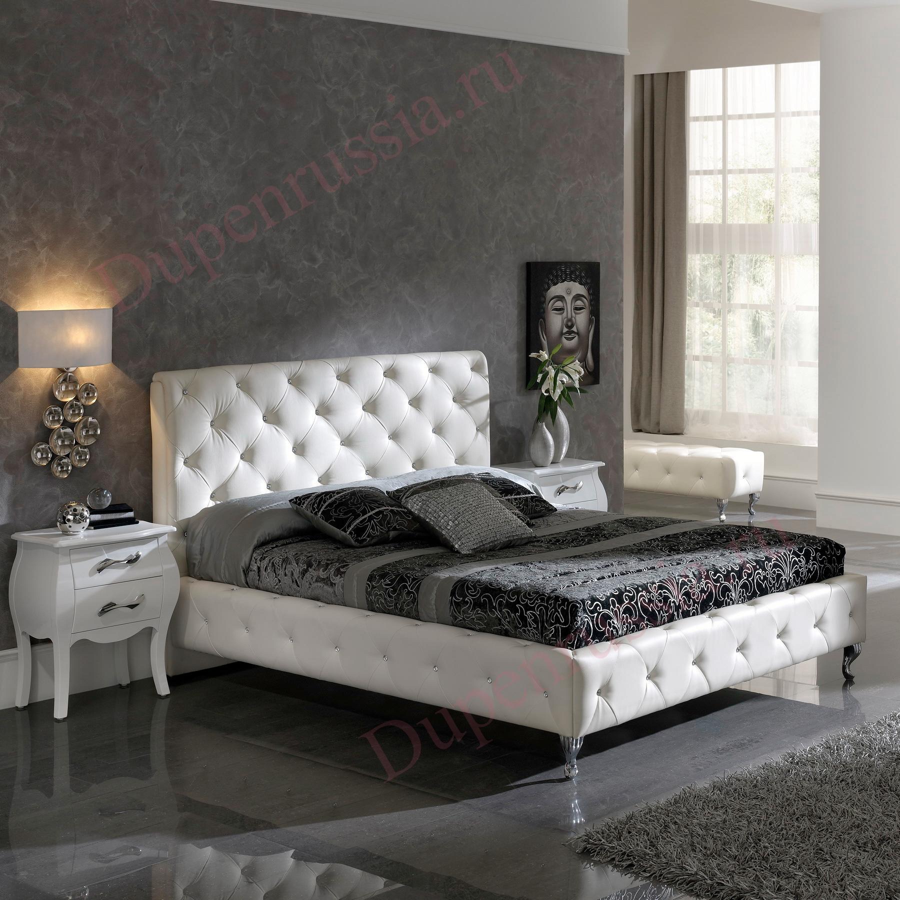 Кровать DUPEN 621 NELLY