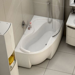 Ванна акриловая Ravak Rosa 95 150x95 P C561000000 правая
