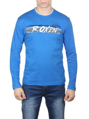 0739-1 толстовка мужская, синяя