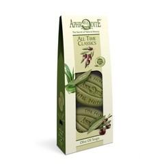 Набор оливкового мыла Классика на все времена 2 шт