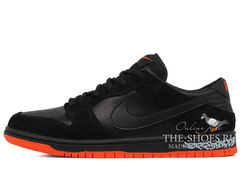 "Мужские Кроссовки Staple x Nike SB Dunk Low ""Black Pigeon"""