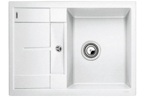 Кухонная мойка Blanco METRA 45S Compact, белый