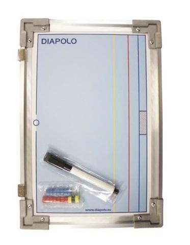 Планшет тактический ватерпольный Diapolo Magnetic table