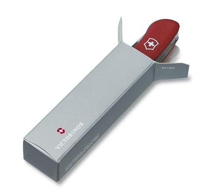 Нож Victorinox Outrider, 111 мм, 14 функций, красный*