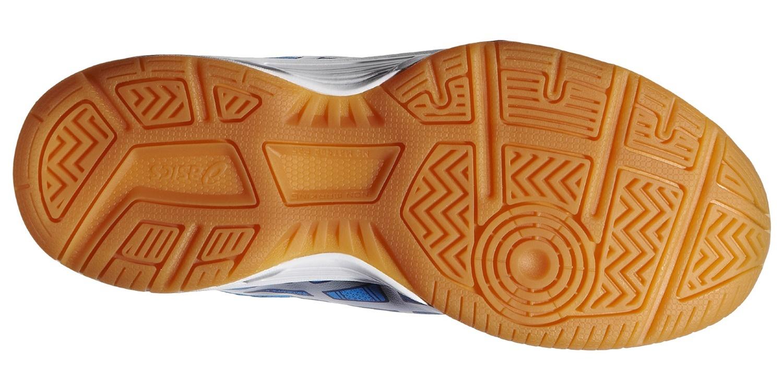 Детские волейбольные кроссовки Asics Gel-Upcourt GS (C413N 4193) синие фото